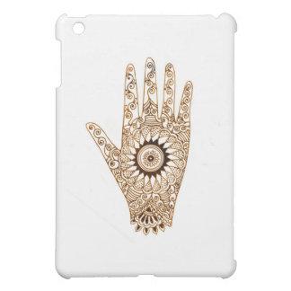 Hennaの手/Hamsa iPad Miniカバー