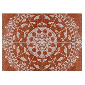 Hennaの曼荼羅 カッティングボード