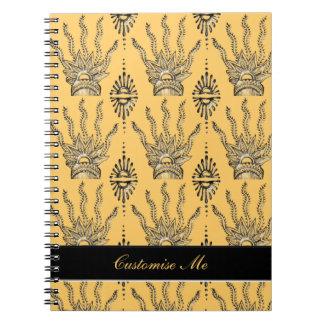Henna手 ノートブック