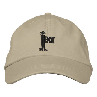 Hepcatは帽子を刺繍しました 刺繍入りキャップ