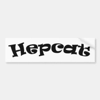 Hepcat バンパーステッカー