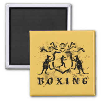 Heraldicボクシングの磁石 マグネット