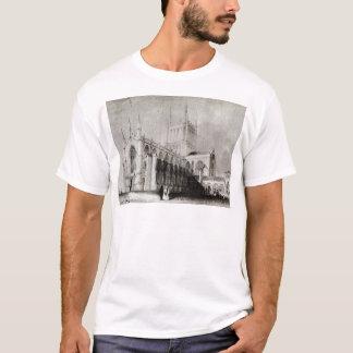 Herefordのカテドラル Tシャツ