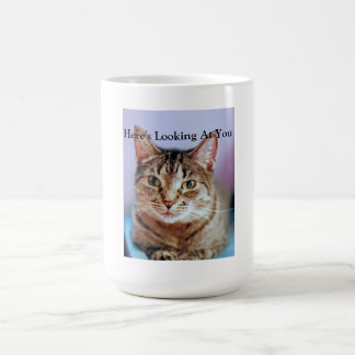 Here's Looking At You Mug コーヒーマグカップ