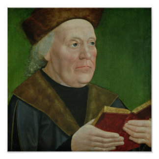 Hermann Langenbeck、c.1515市長 ポスター