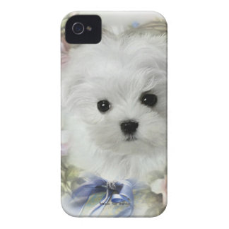 Hermesマルチーズ Case-Mate iPhone 4 ケース