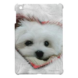 Hermesマルチーズ iPad Miniケース