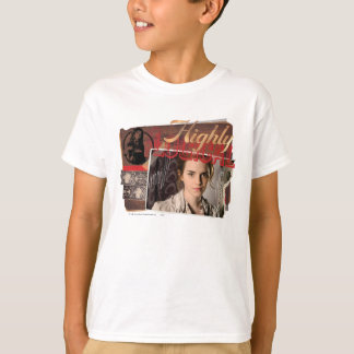 Hermione 8 tシャツ