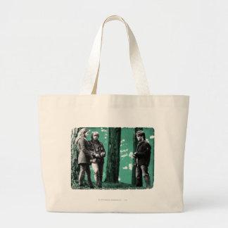 Hermione、Ronおよびハリー1 ラージトートバッグ