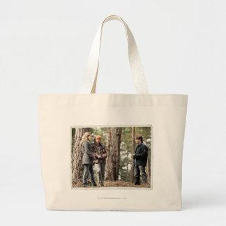 Hermione、Ronおよびハリー2 ラージトートバッグ