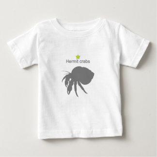 Hermit crabs g5 ベビーTシャツ