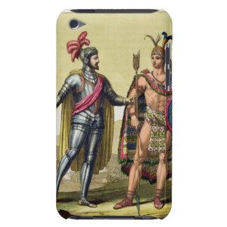 Hernandoコルテス(1485-1547年)間の遭遇 Case-Mate iPod Touch ケース