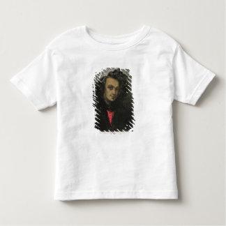 「Hernaniのために服を着る自画像 トドラーTシャツ