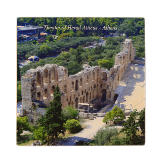 HerodのAtticus -アテネの劇場 ウッドコースター
