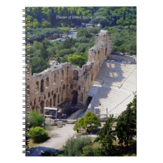 HerodのAtticus -アテネの劇場 ノートブック