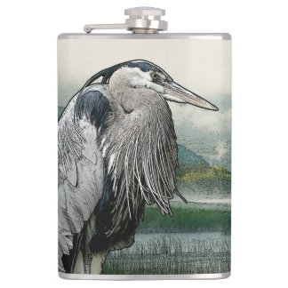 heron湖 フラスク