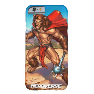 Heroverse™ LionheartのiPhoneの場合 Barely There iPhone 6 ケース