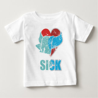 herz_sick_dd_used.png ベビーTシャツ