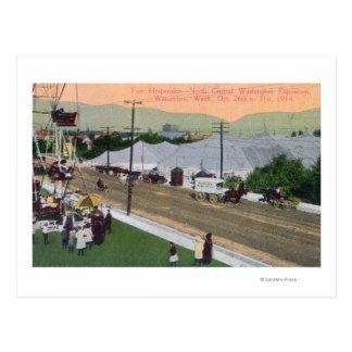 Hesperides FairNorth中央WAの博覧会 ポストカード