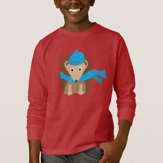 HettyハリネズミのTシャツ Tシャツ
