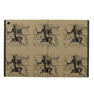 Hevelius著アクエリアスの星座の地図 iPad Airケース