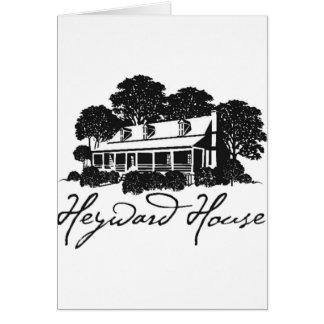 Heywardの家 カード