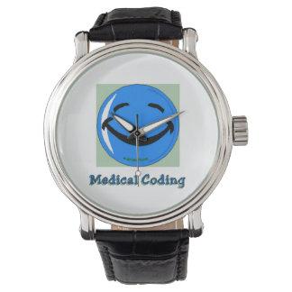 HFの病院の医学のコーディング 腕時計