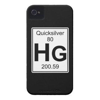 Hg -水銀 Case-Mate iPhone 4 ケース