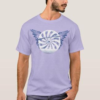 HG-CIRCLE 007 Pontoハンググライダーの本部 Tシャツ