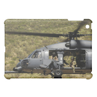 HH-60は砂漠にタカを飛びます舗装します iPad MINIケース