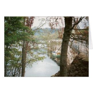 Hiawaseeのダム カード