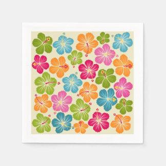 Hibiscuaの花 スタンダードカクテルナプキン