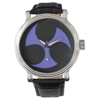 Hidari-Gomon (沖縄月曜日) II 腕時計