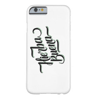 Hierba Buena (Spearmint) Barely There iPhone 6 ケース