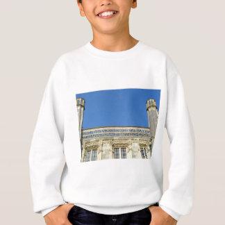Highcliffeの城、ドーセット スウェットシャツ