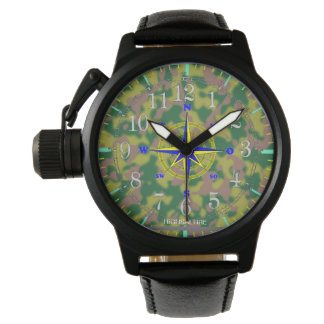Highsaltire>>>>>>>>>>>>>>>>>>>>>>>>>著軍隊の腕時計 腕時計