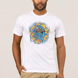 Highwheelのフリースタイル選手 Tシャツ