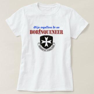 Hija - BorinqueneerのTシャツ Tシャツ