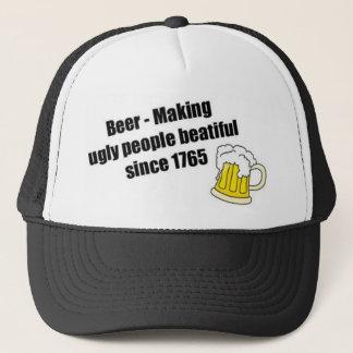 Hillariousビールトラック運転手の帽子 キャップ