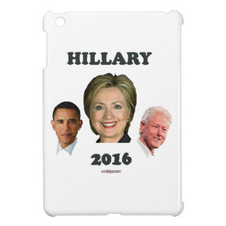 Hillary_Bill_Barack iPad Mini Case