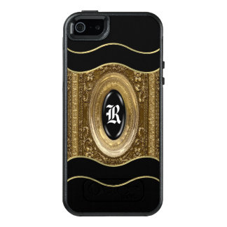 Hillgate Ritzのビクトリアンでガーリーで個人的なモノグラム オッターボックスiPhone SE/5/5s ケース