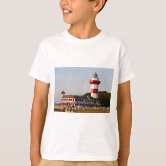 Hilton Head Islandの灯台 Tシャツ
