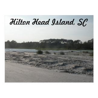 Hilton Head Island、SC ポストカード