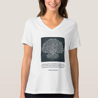 """Hilton Hotemaの引用文はTシャツを""""治療しましたり及び治します"""" Tシャツ"""