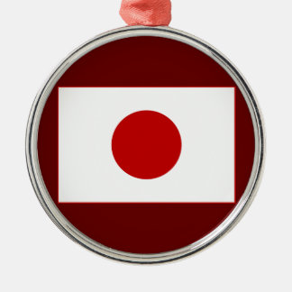 Hinomaru メタルオーナメント