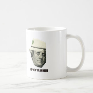 HIP HOP FRANKLIN コーヒーマグカップ