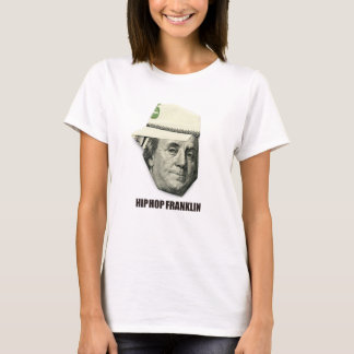 HIP HOP FRANKLIN Tシャツ
