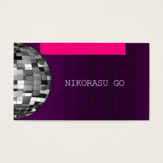 HIPHOP BUSINESS CARD 名刺