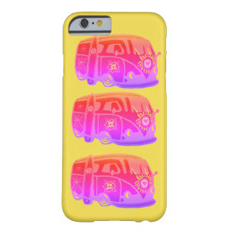 Hippie Van iPhone Case Barely There iPhone 6 ケース