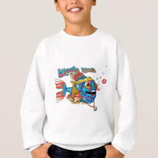 hippiefish スウェットシャツ